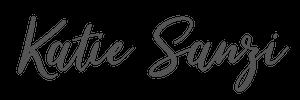 Katie Sanzie signature - Sleepyhead Consulting