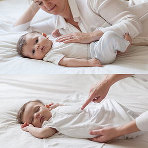 mom with newborn - Sleepyhead Consulting